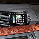 תושבת פתח מזגן iPhone3