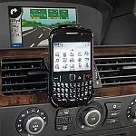 תושבת פתח מזגן BlackBerry Curve