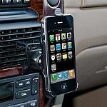 תושבת פתח מזגן iPhone4