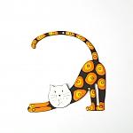 חתול אמייל