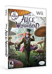 Alice in Wonderland - עליזה בארץ הפלאות חוזרת והפעם במשחק ווי מרתק שמתאים לכל הגילאים.