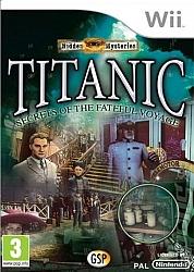 Hidden Mysteries: Titanic - Wii