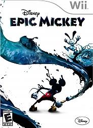 Disney Epic Mickey - Wii