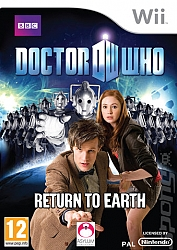 Doctor Who - Wii