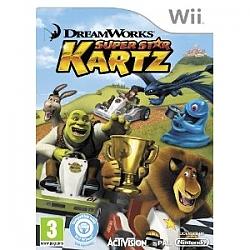 Dreamworks Racing: Superstar Kartz  - Wii