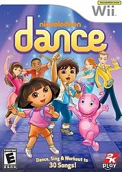 Nickelodeon Dance - Wii