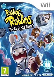 Rayman Raving Rabbids: Travel in Time - Wii