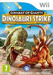 Combat Of Giants Dinosaur Strike  - Wii