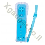 שלט ל wii כולל Wii MOTION - כחול