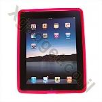 מגן ג'ל לאיפד iPad - אדום