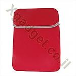 """נרתיק לאייפד (iPad) / מחשב נייד """"12 - אדום"""
