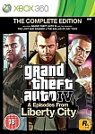 GTA IV: Episodes from Liberty City - Xbox 360