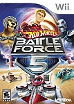 Hot Wheels Battle Force 5 - Wii