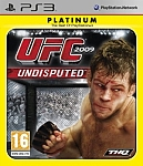 UFC Undisputed 2009: Platinum - PS3