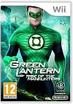 Green Lantern Wii
