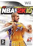 NBA 2K10 Wii