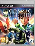 Ben 10 Ultimate Alien: Cosmic Destruction PS3