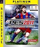 Pro Evolution Soccer 2011 (Platinum) PS3