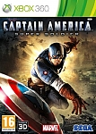Captain America Super Soldier - Xbox 360