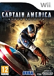Captain America Super Soldier - Wii