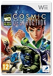 Ben 10 Ultimate Alien: Cosmic Destruction - Wii