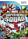 Marvel Super Hero Squad Comic Creator- Wii