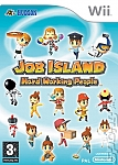 Job Island: Hard Working People - Wii