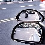 צמד מראות  עזר חיצוני בינוני לרכב