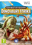 Combat Of Giants Dinosaur Strike  - Wii