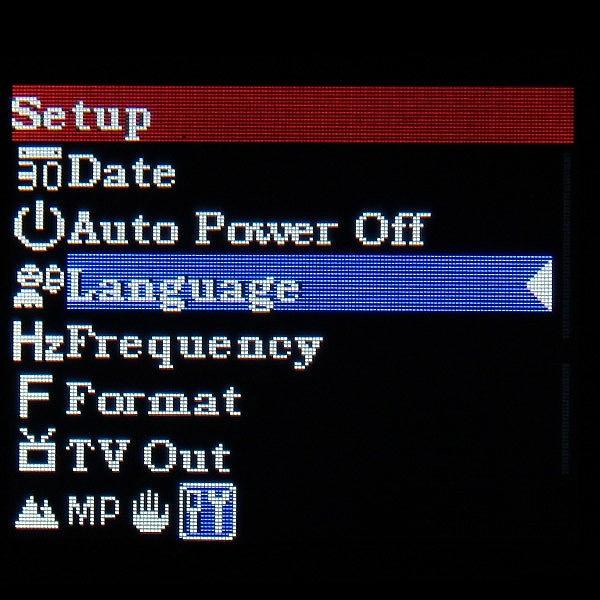 מיני מצלמת וידאו עם מסך LCD - 10