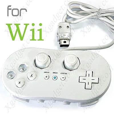 שלט קלאסי ל-Wii - 1