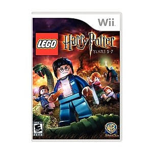 LEGO Harry Potter: Years 5-7 - Wii - 1