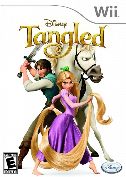 Tangled - Wii - 1