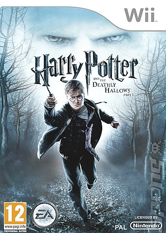 Harry Potter and the Deathly Hallows: Part One - Wii - 1