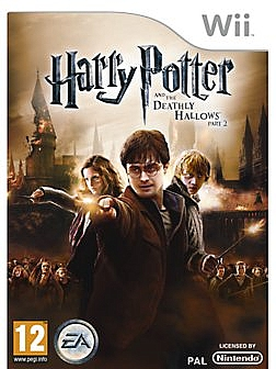 Harry Potter and the Deathly Hallows: Part Two - Wii - 1