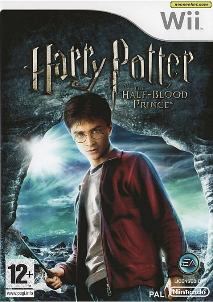 Harry Potter and the Half Blood Prince - Wii - 1