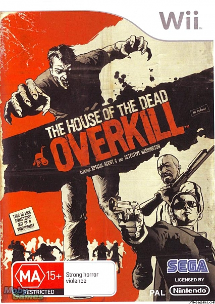 The House of the Dead: Overkill - Wii - 1