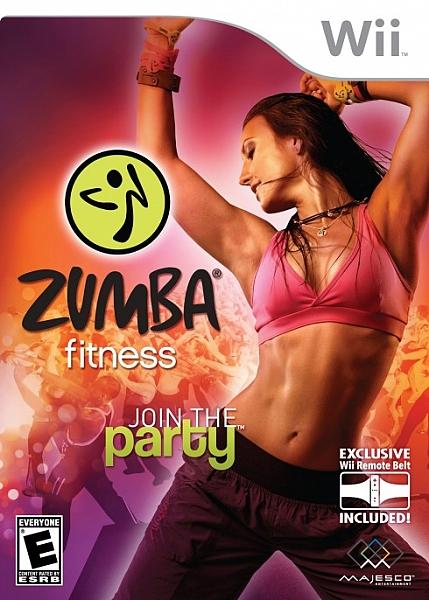 Zumba Fitness - Wii - 1