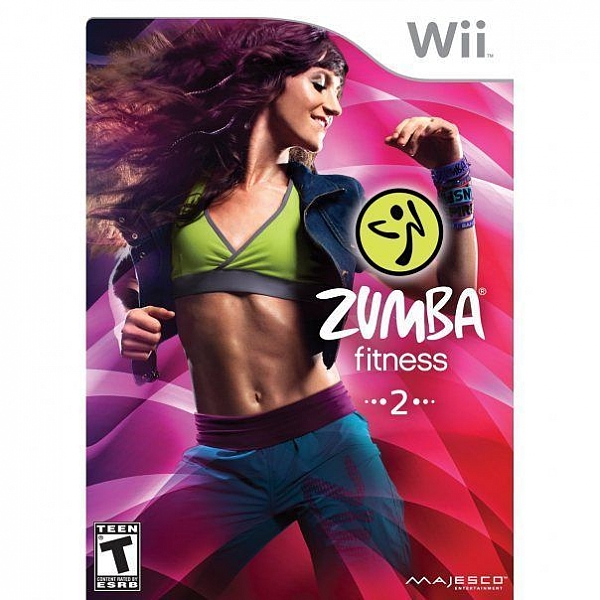 Zumba Fitness 2 - Wii - 1