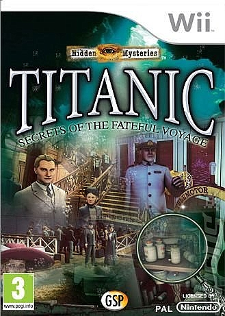 Hidden Mysteries: Titanic - Wii - 1