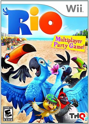 RIO - Wii - 1