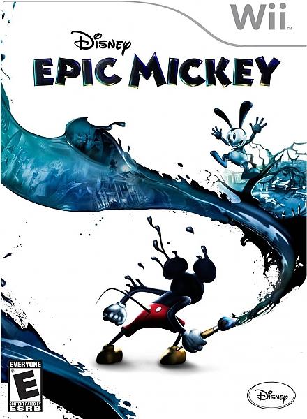 Disney Epic Mickey - Wii - 1