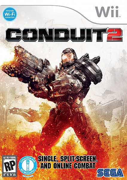 The Conduit 2- Wii - 1