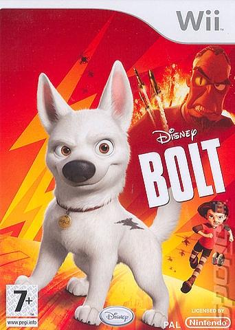 Bolt - Wii - 1