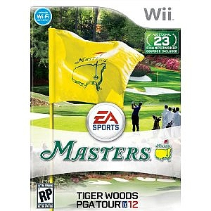 Tiger Woods PGA Tour 12 The Masters - Wii - 1