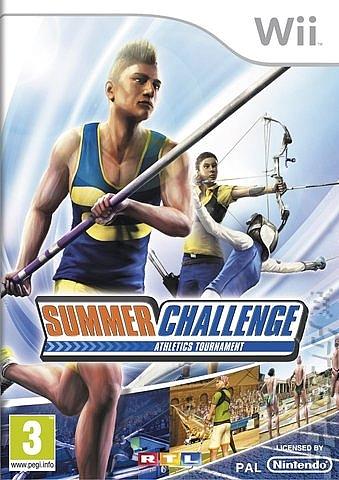 Summer Challenge - Wii - 1