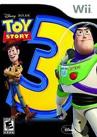 Toy Story 3 - Wii - 1