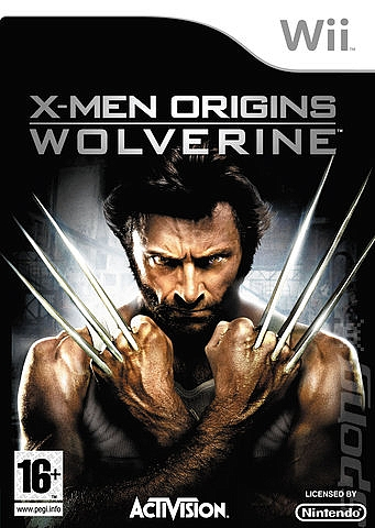 X-Men Origins: Wolverine - Wii - 1