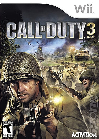 Call of Duty 3 - Wii - 1