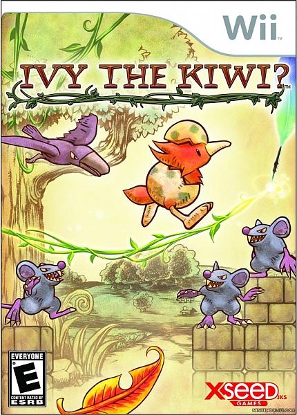 Ivy the Kiwi? - Wii - 1